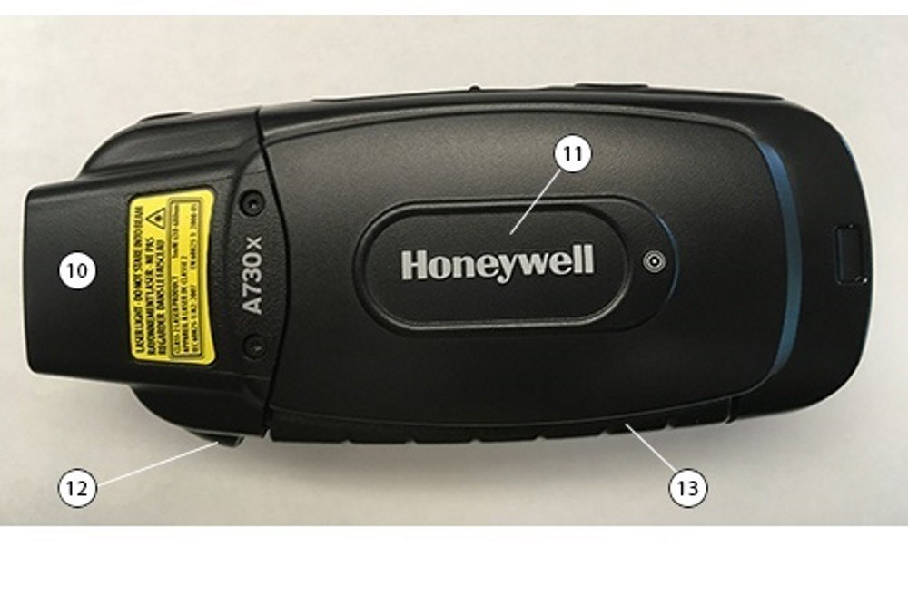 Honeywell Vocollect Talkman A700x