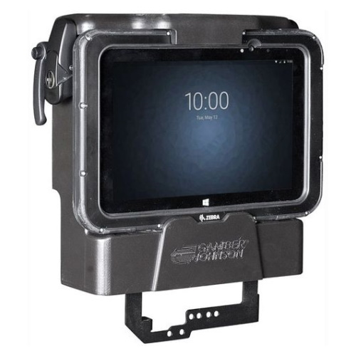 Zebra ET50 truck mounted tablet