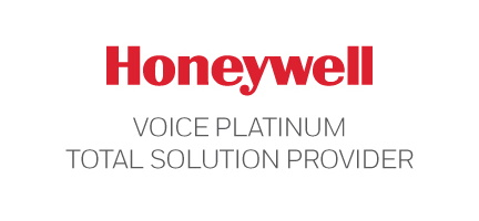 Honeywell Voice Logo Platinum