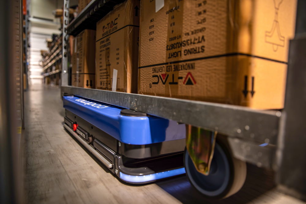 Automated Guided Vehicles (AGV)